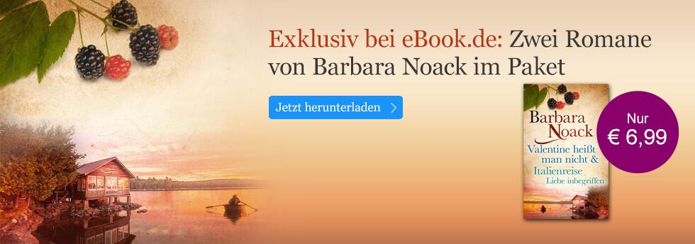 Exklusiv bei eBook.de: Barbara Noack, Valentine heißt man nicht
