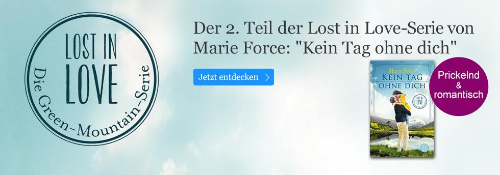 Lost in Love: Alles zur romantischen Bestseller-Reihe
