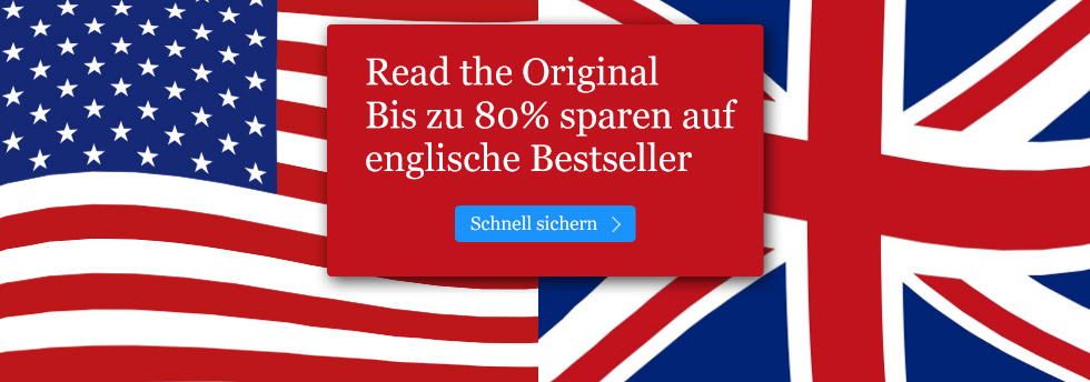 Englische Bestseller zum Aktionspreis bei eBook.de
