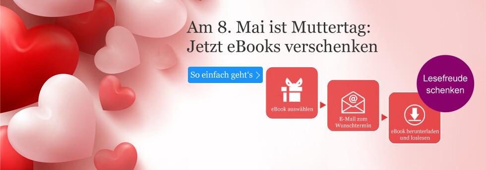 Zum Muttertag eBooks verschenken