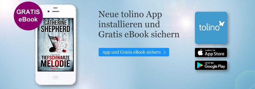 tolino App laden und Gratis eBook sichern