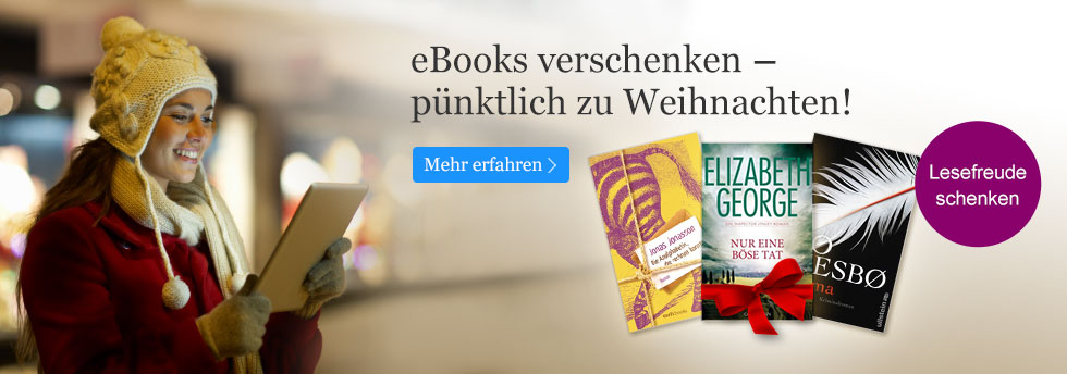 eBooks verschenken mit eBook.de