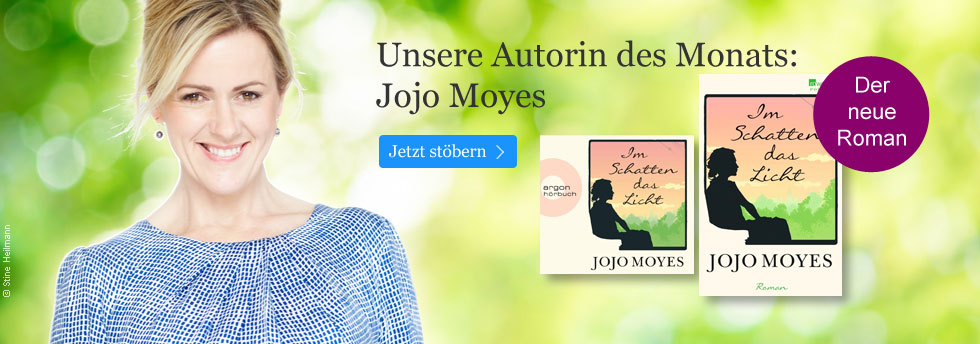 Unsere Autorin des Monats Februar: Jojo Moyes