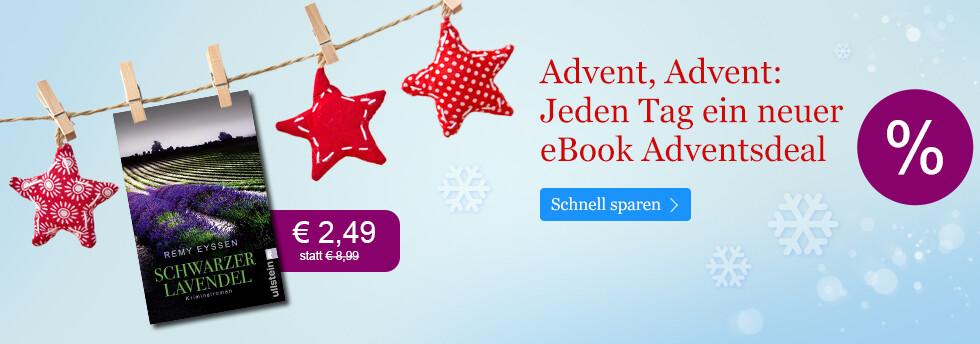 Unser Adventsdeal für den 16. Dezember: Schwarzer Lavendel von Remy Eyssen