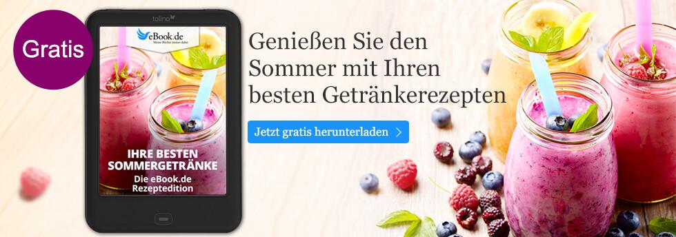 Ihre besten Sommergetränke exklusiv bei eBook.de