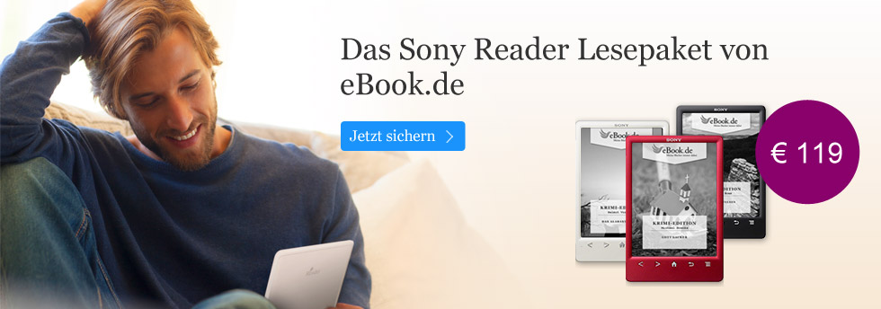 Sony PRS T3S für 119 EUR sichern