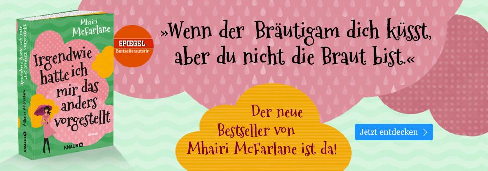 Autorin des Monats April: Mhairi McFarlane bei eBook.de