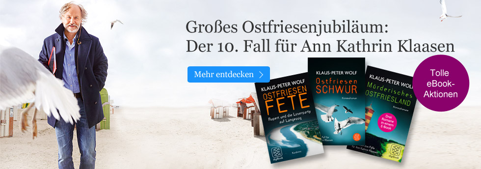 Ostfriesenjubiläum - Der 10. Fall für Ann Kathrin Klaasen