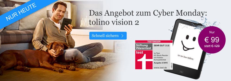 tolino vision 2 nur 99 EUR