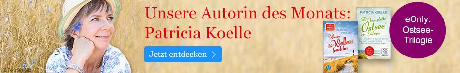 Unsere Autorin des Monats: Patricia Koelle