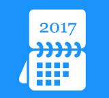 Kalender für 2017 bei eBook.de