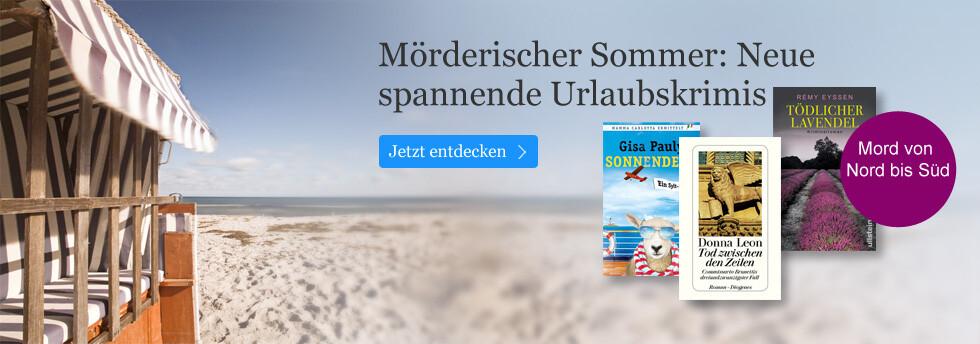 Mörderischer Sommer: Neue spannende Urlaubskrimis bei eBook.de.