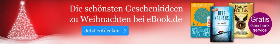 Weihnachten mit eBook.de