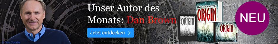 Unser Autor des Monats: Dan Brown