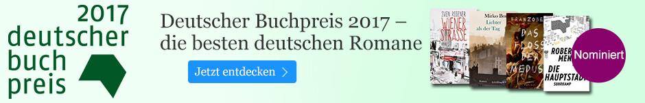 Der Deutsche Buchpreise 2017 bei eBook.de