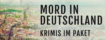 Exklusiv: Mord in Deutschland - Krimi-Pakete bei eBook.de