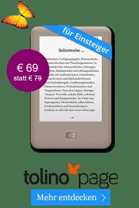 tolino page für 69 Euro