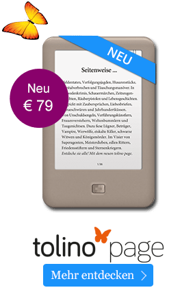 eBook Reader tolino page für € 79