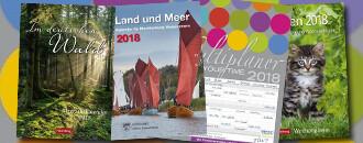 Kalender für 2018 bei eBook.de