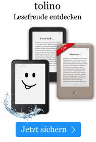 Lesefreude mit der tolino Familie neu entdecken bei eBook.de