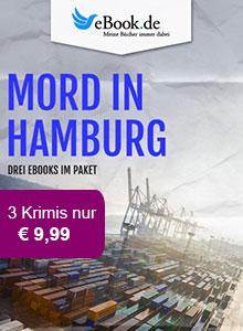 Mord in Deutschland: Das exklusive Hamburg Paket bei eBook.de