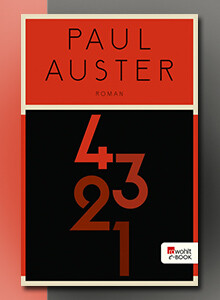 Paul Auster 4 3 2 1 bei eBook.de