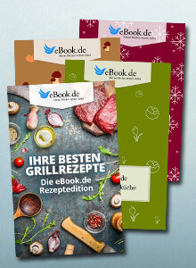Die exklusive eBook.de Rezeptedition