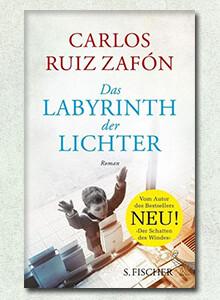 Das Labyrinth der Lichter von Carlos Ruiz Zafón bei eBook.de