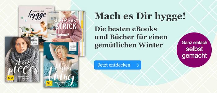 Mache es Dir hygge - Empfehlungen von GU bei eBook.de