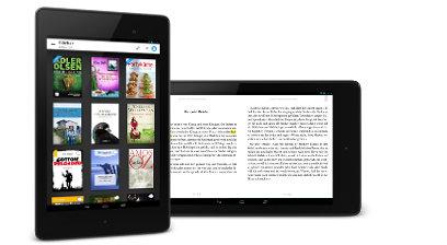 Die eBook.de Lese-App für Android