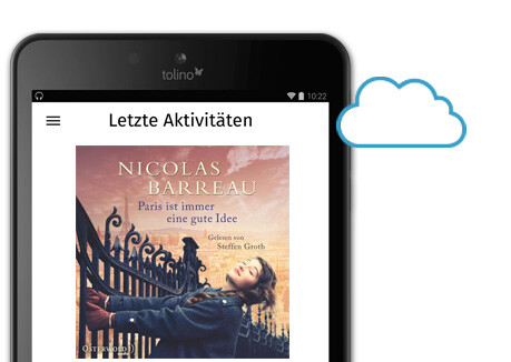 Ihre eBooks in der tolino cloud