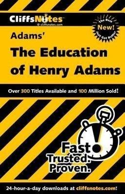 The Education of Henry Adams als Taschenbuch