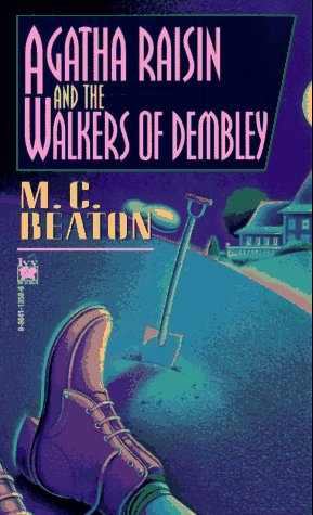 Agatha Raisin and the Walkers of Dembley als Buch