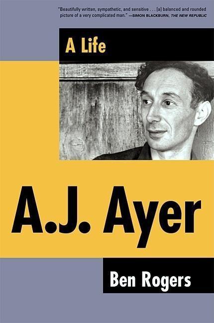 A.J. Ayer: A Life als Taschenbuch