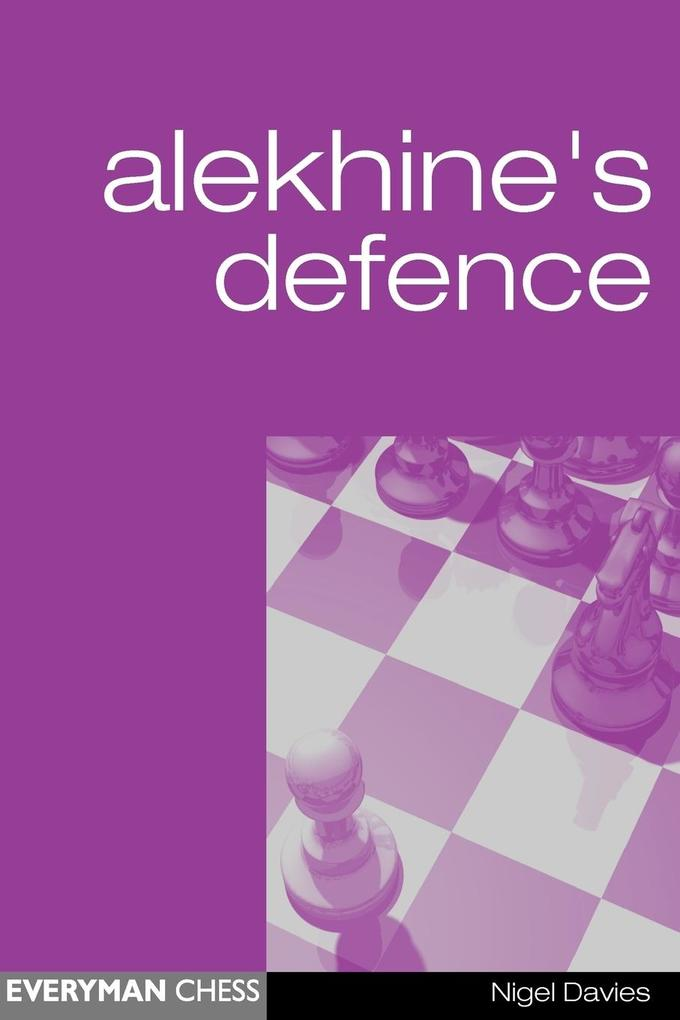 The Alekhine's Defence als Taschenbuch
