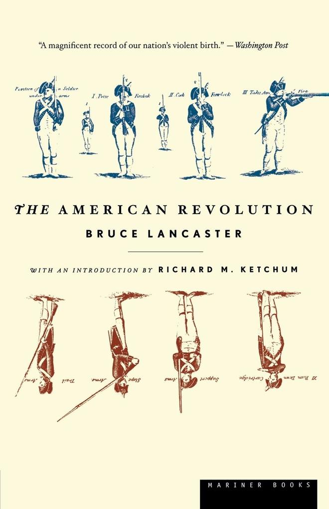 The American Revolution als Taschenbuch