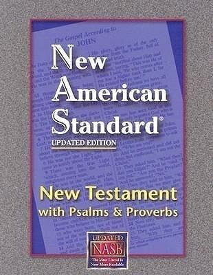 New Testament with Psalms and Proverbs-NASB als Taschenbuch