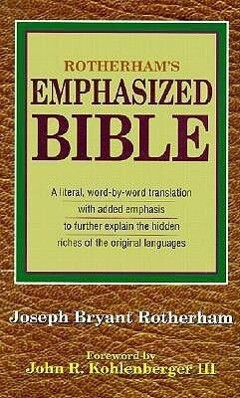Emphasized Bible-OE als Buch