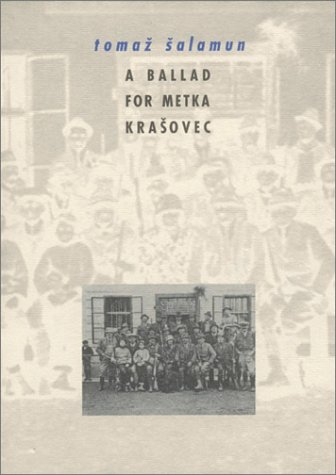 A Ballad for Metka Krasovec als Taschenbuch