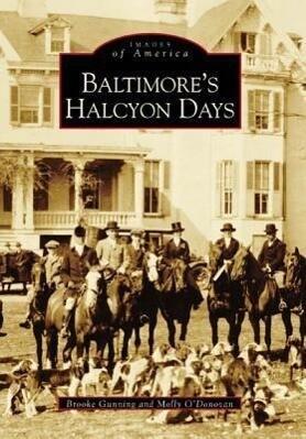 Baltimore's Halcyon Days als Taschenbuch
