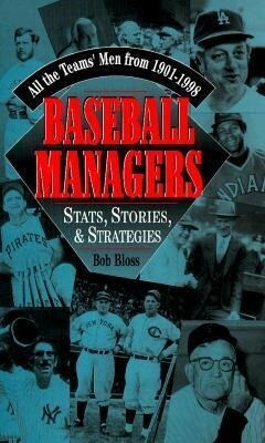 Baseball Managers als Buch