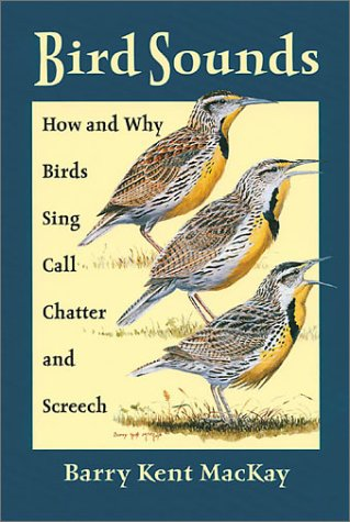 Bird Sounds als Taschenbuch