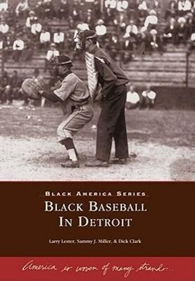 Black Baseball in Detroit als Taschenbuch