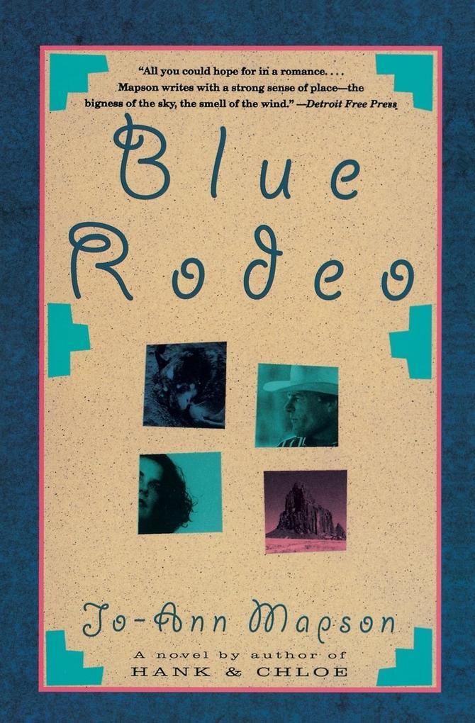 Blue Rodeo als Taschenbuch