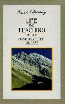 Life and Teachings of the Masters of the Far East als Taschenbuch