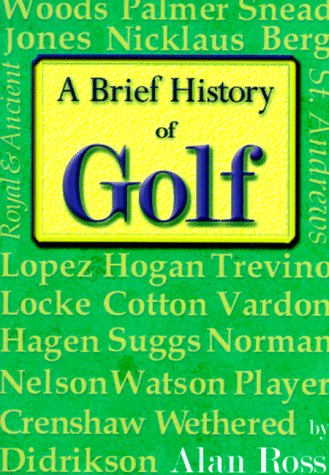 Brief History of Golf als Taschenbuch