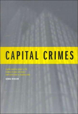 Capital Crimes als Taschenbuch
