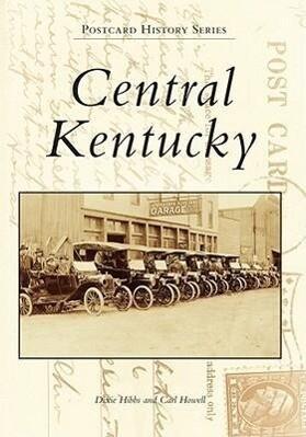 Central Kentucky: Bullitt, Marion, Nelson, Spencer, and Washington Counties als Buch