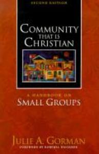 Community That is Christian als Taschenbuch