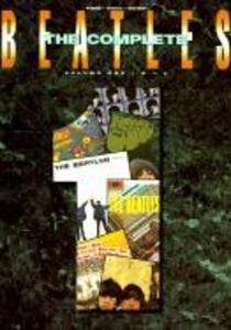 The Beatles Complete - Volume 1 als Taschenbuch